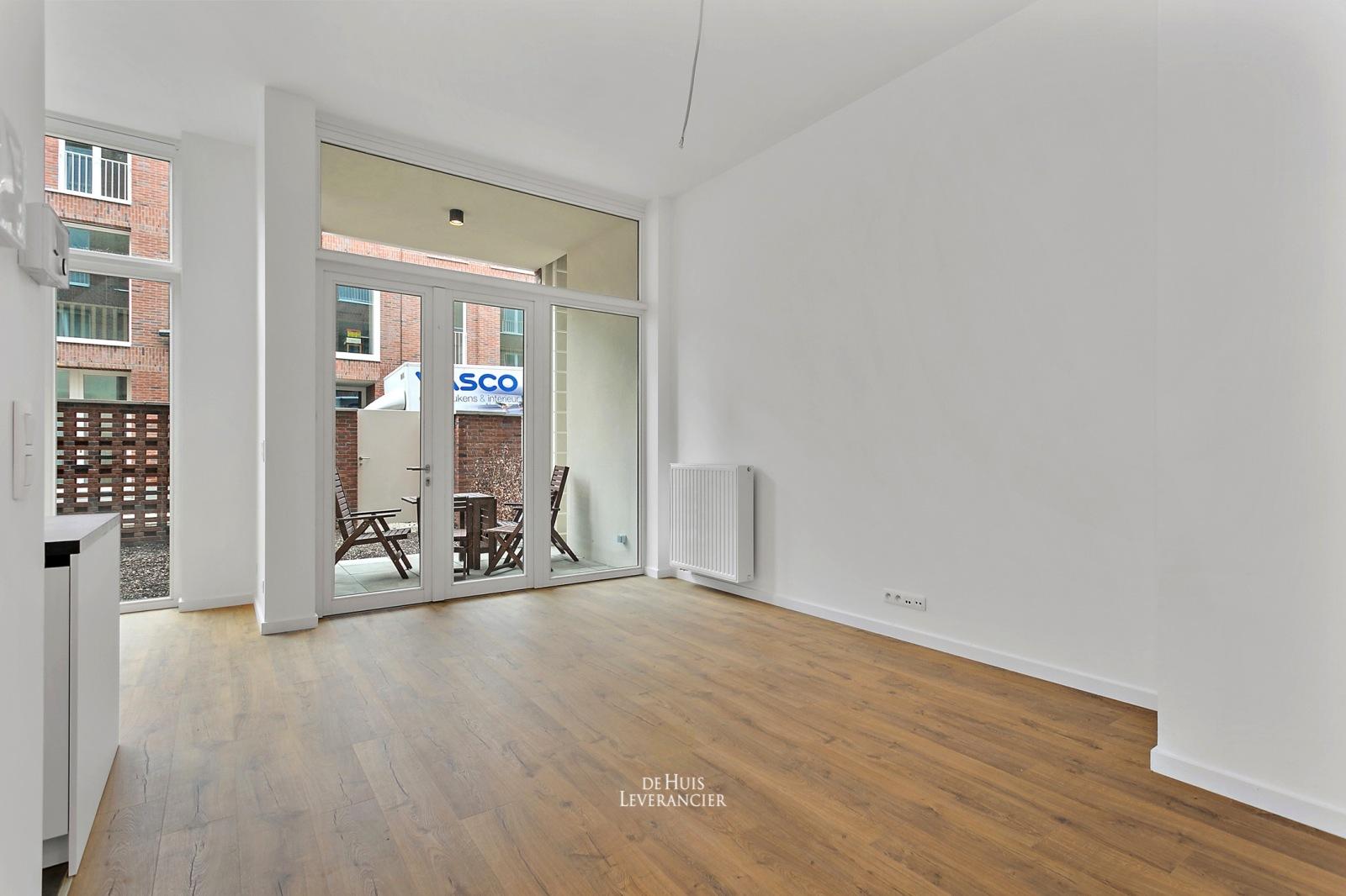 Gelijkvloers app. Antwerpen 2018