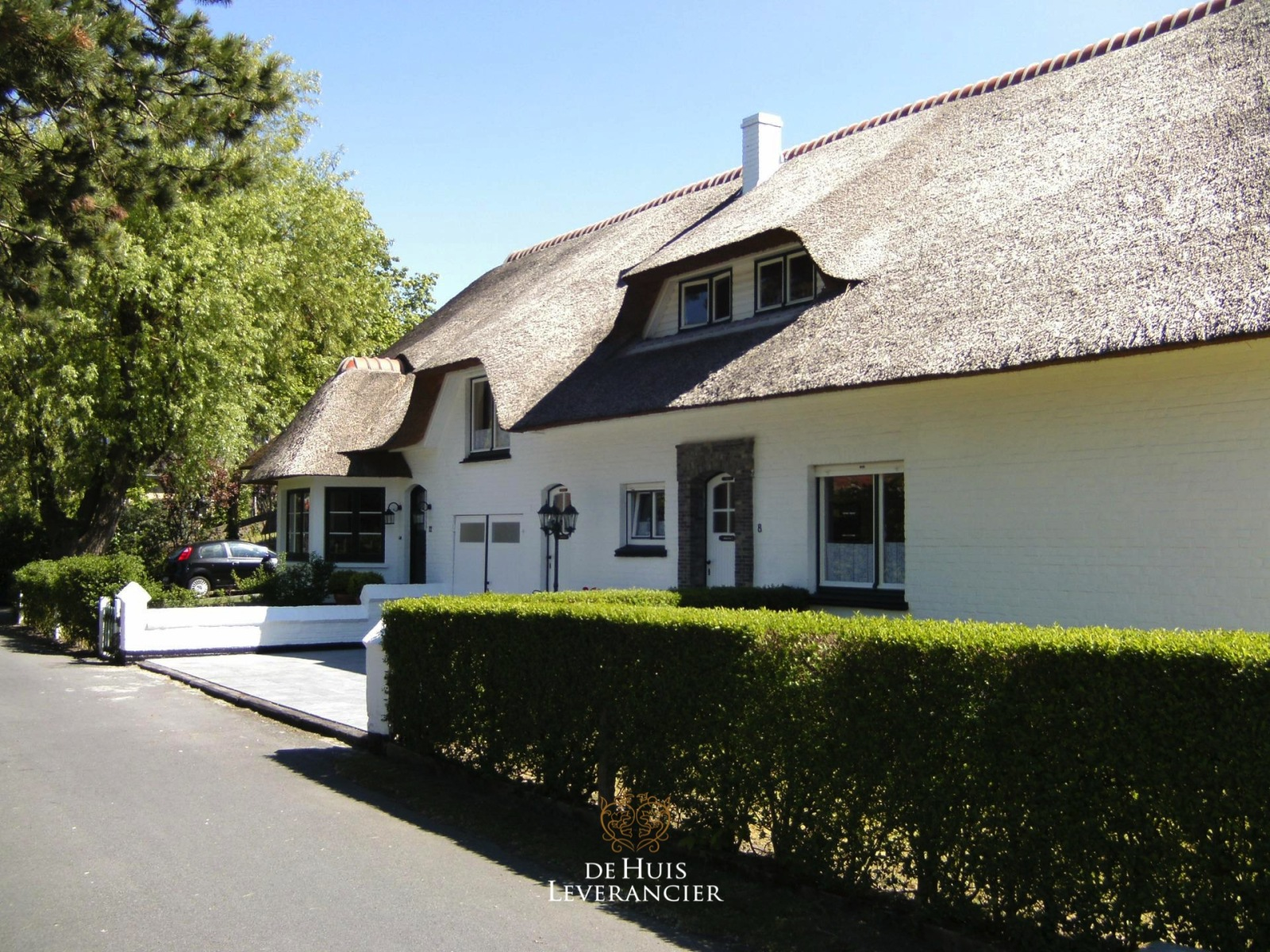 Koppelvilla Oostduinkerke 8670