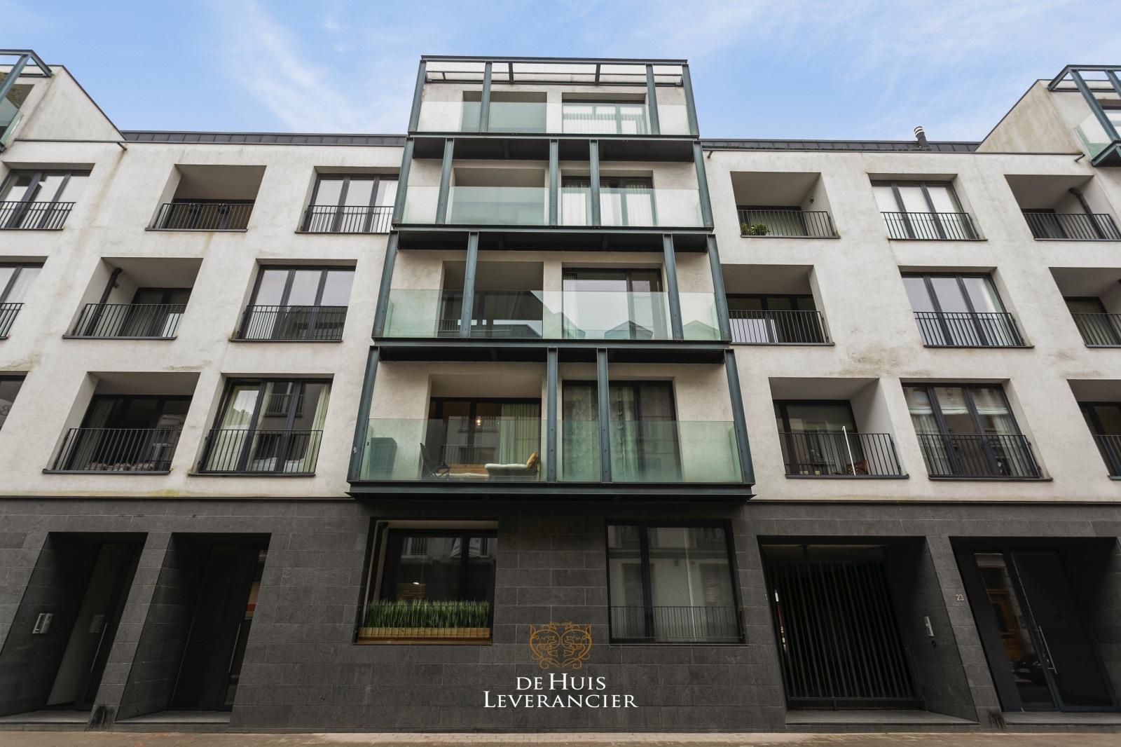 Appartementsgebouw Antwerpen 2000