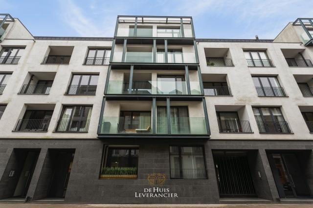 Appartementsgebouw Antwerpen (2000)
